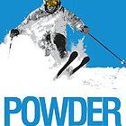 Ski Powder by cpotter