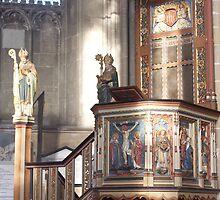 church podium by bhavrisha