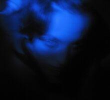 Blue Charra IIII by Em3rge