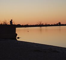 remember Barmera sunset by elphonline