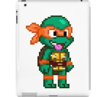 Michelangelo is a Party Dude iPad Case/Skin