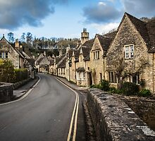 The Village of Castle Combe by Nicole Petegorsky