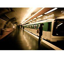 Le Metro Photographic Print