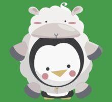 Penguin/Sheep Kids Clothes