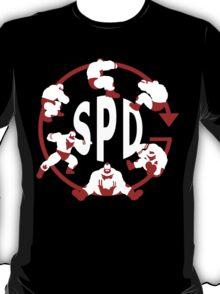 SPD - Spinning Piledriver  T-Shirt