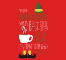 World's Best Cup of Coffee! by Madison Gillen
