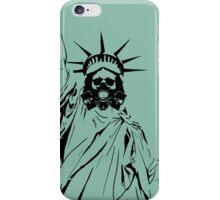 Gas Liberty iPhone Case/Skin