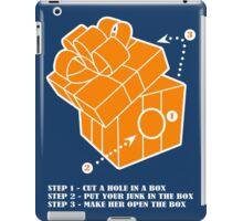 gift 101 iPad Case/Skin
