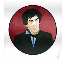 Patrick Troughton - Doctor Who #2 Poster