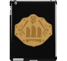 The Champ iPad Case/Skin
