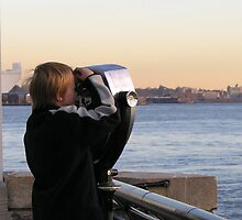 New York Harbor by michelle123