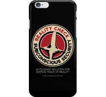 Subconscious Security iPhone Case/Skin