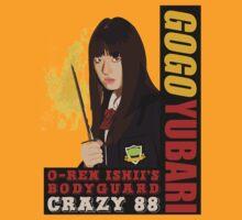 Schoolgirl Bodyguard Gogo Yubari by theycutthepower