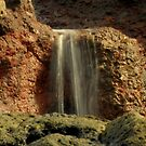 Beach Waterfall by KeepsakesPhotography Michael Rowley