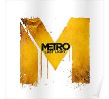 Metro Last Light Poster