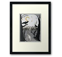 'The Dream - Part 2' Framed Print