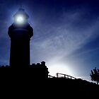 Byron Bay Lighthouse by Mark Cronin
