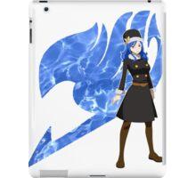 Juvia Fairy Tail 4 iPad Case/Skin