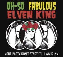 That Oh-So Fabulous Elvenking Thranduil by olgapanteleyeva