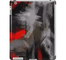 Painting Abstract Background #2 iPad Case/Skin