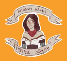 Dragon Age 2 - BETHANY HAWKE DEFENSE SQUAD by 1000butts