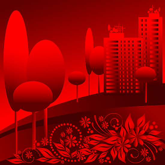 red urban by VioDeSign