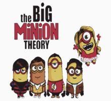 Big minion by LETTHEM