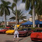 Britsh Car Show in Boca Raton Florida: Where Money Rules by Larry Llewellyn