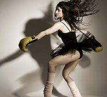 Ballet Boxing by John Tisbury
