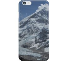 Mount Everest from Kala Patar iPhone Case/Skin