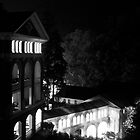 Spa at Night by NEmens