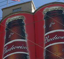 Budweiser Americana by Mary Kaderabek-Aleckson