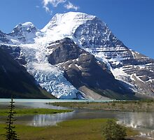 Mt. Robson C by Rick Olson