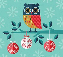Whoo-Hoo It's Christmas! by daisy-beatrice