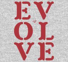 EVOLVE by Tai's Tees by TAIs TEEs