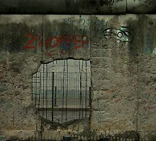 Hope in the Berlin Wall! by Gaurav Dhup