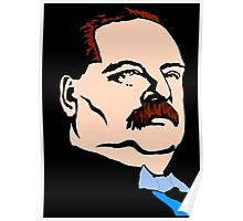 STEPHEN GROVER CLEVELAND Poster