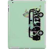 BE FREE iPad Case/Skin