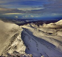 An Teallach II by Euan Christopher