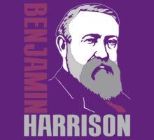 BENJAMIN HARRISON-2 by IMPACTEES