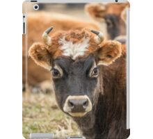 Cow 2 iPad Case/Skin