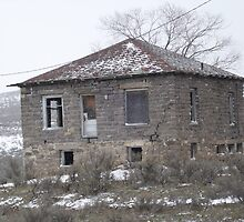 Old Farmstead House by lareejc
