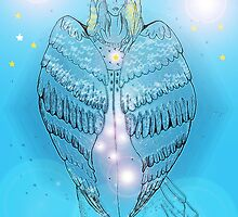 Special Angel Of Peace  by sarnia2