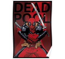 Deadpool - Pose - color Poster