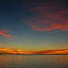 Sunset, Ningaloo by Richard  Stanley