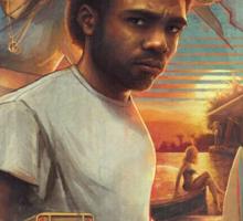 Donald Glover/Childish Gambino - Because The Internet Sticker