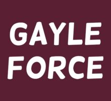 Chris Gayle - Gayle Force by Sportsmad1