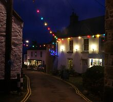 Entry to Mousehole by DMHotchin