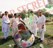 Pakistani Top Secret UFO Material by Kenny Irwin