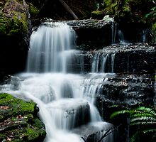 Cascading Steps by Bart The Photographer